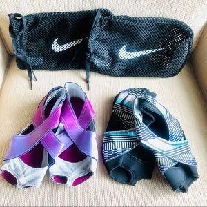 2 Sets of Nike Studio Wraps